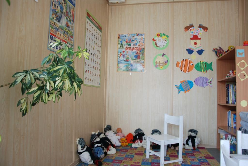 Tompa tranzitzóna gyermek játszószoba